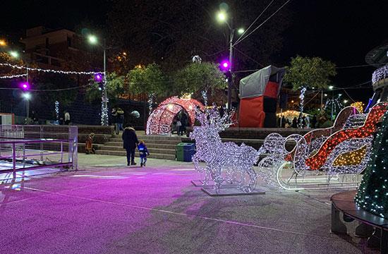 Villaggio Di Babbo Natale Cava Dei Tirreni.Salerno Inaugura Il Santa Claus Village Il Natale Per