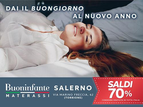 Marino Materassi.Buoninfante Materassi Nello Store Salerno Sconti Al 70 Dagli