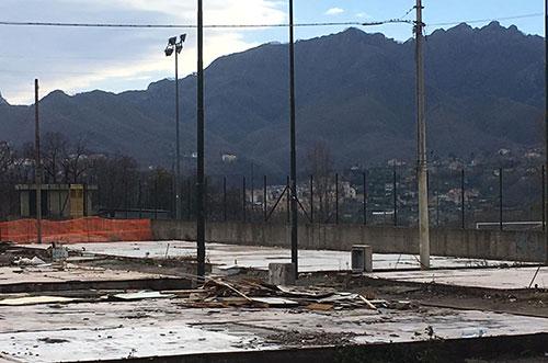 Cava de'Tirreni: la frazione San Pietro sgomberata dai prefabbricati