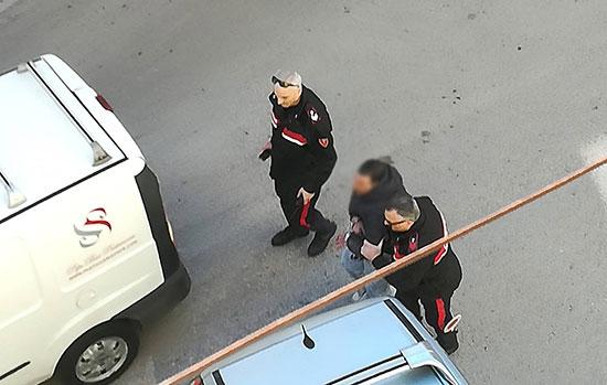 Salerno: non si fermano all'alt e scatta l'inseguimento, un arresto