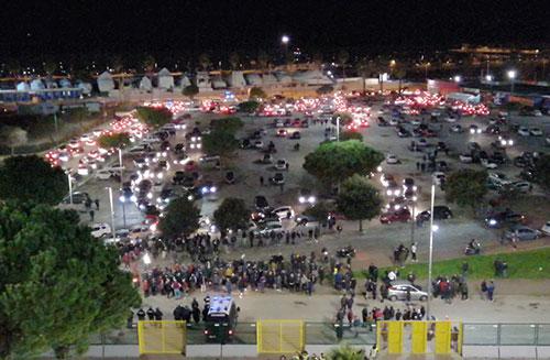 3e96fc9cc8d3 Il fronte della protesta e quindi della diserzione si allarga. Al di là dei  biglietti staccati in prevendita