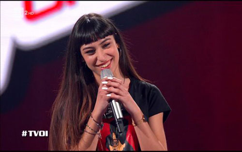 The Voice, vince la 16enne Carmen