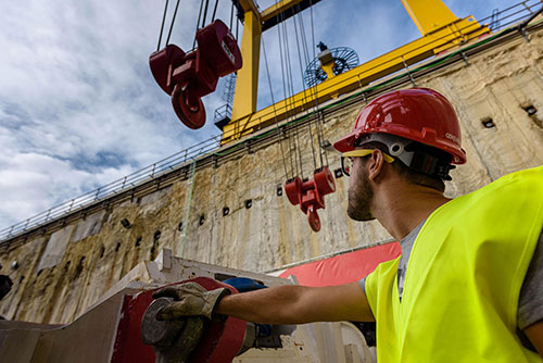 Infrastrutture, grandi manovre con Salini: in cantiere Progetto Italia