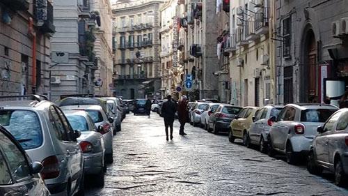 Via Sedile Di Porto.I Parcheggiatori Abusivi Di Via Sedile Di Porto A Processo