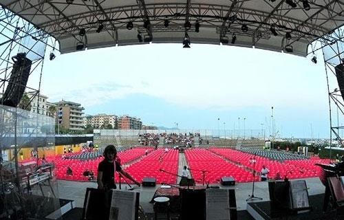 L'Arena del Mare di Salerno sarà gratuita per degli operatori culturali -  Salernonotizie.it