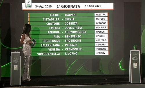 Calendario Partite Pescara.Calendario Granata Esordio All Arechi Con Il Pescara Alla