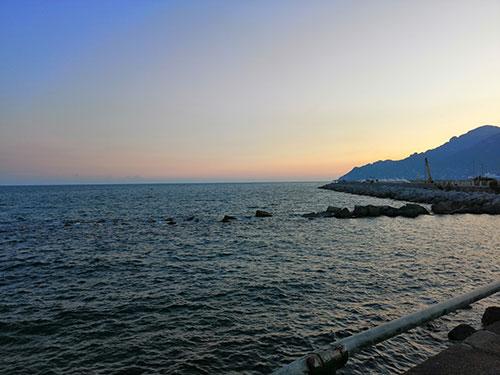 Campania, scarichi in mare: Arpac pubblica online il censimento 2020