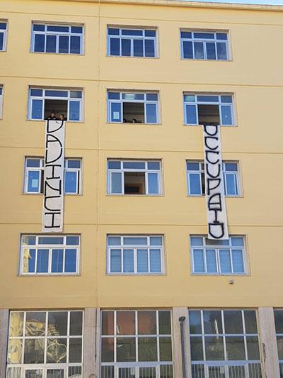 Salerno: studenti in protesta al Da Procida e al Genovesi ...