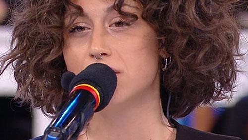Amici, vince Gaia la cantante di Viadana