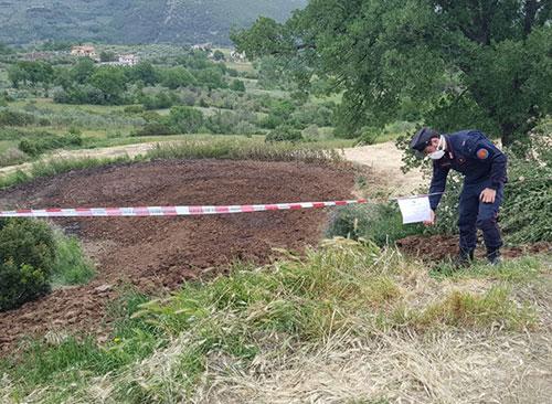 Intervento bonifica ex discarica in località Piano Melaino a S. Marco  Castellabate è stato bloccato - Salernonotizie.it