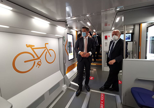 Nuovi treni per le linee regionali della Campania