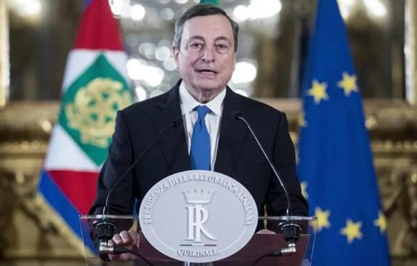 Il governo Draghi blocca tutto fino al 27 marzo