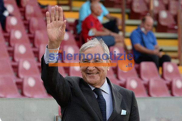 Marchetti satisfied: the sale of Salernitana will shut on the finish of November